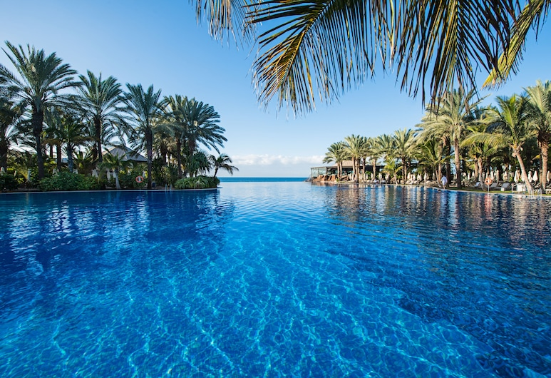 Lopesan Costa Meloneras Resort, Corallium, Spa & Casino, San Bartolomé de Tirajana, Piscina con borde infinito