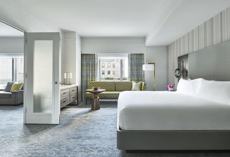 The Ritz-Carlton, Boston, Boston, Executive Suite, 1 Bedroom, Guest Room