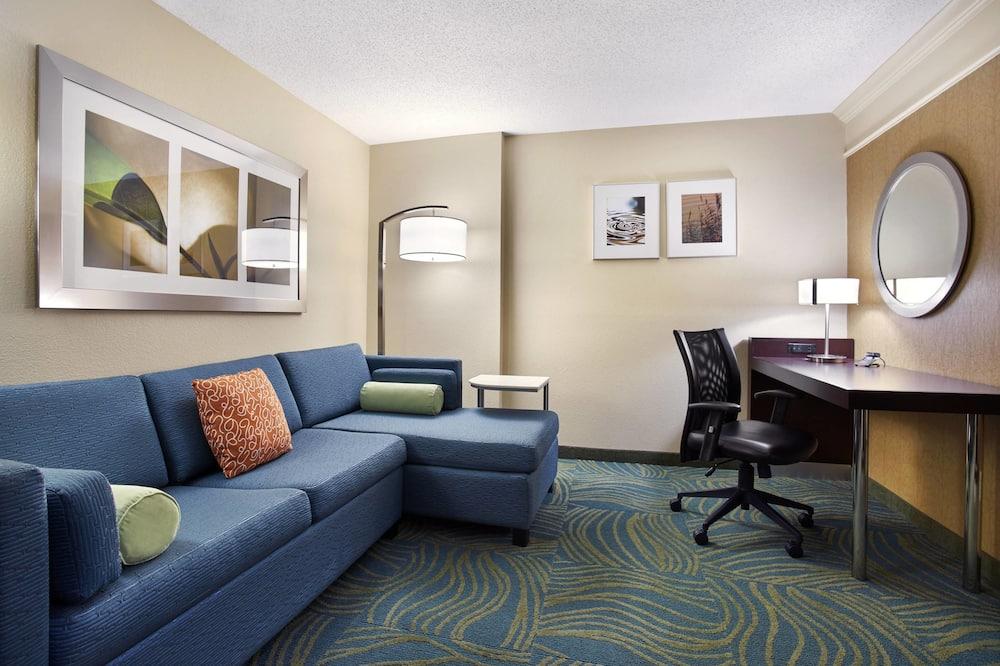 Executive Stüdyo, 2 Çift Kişilik Yatak, Sigara İçilmez - Oturma Alanı