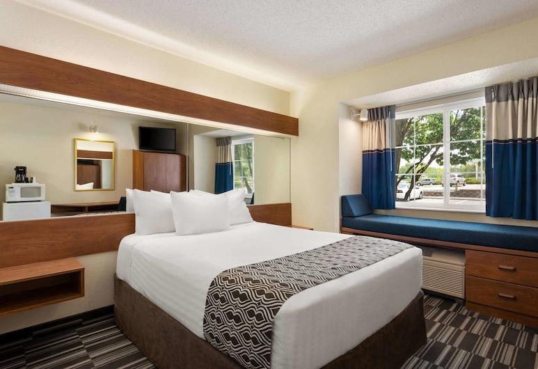 Microtel Inn & Suites by Wyndham Inver Grove Heights/Minneap, Inver Grove Heights, Pokój standardowy, Łóżko queen, Pokój