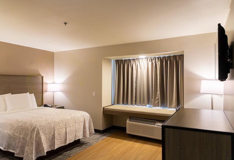 Red Roof Inn PLUS+ & Suites Savannah - I-95, Savannah, Premium kamer, 1 kingsize bed, niet-roken, Kamer