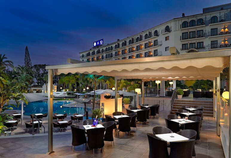 H10 Andalucia Plaza - Adults Only, Marbella, Bar vid poolen