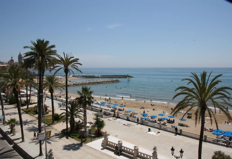 Hotel Subur, Sitges, View from Hotel