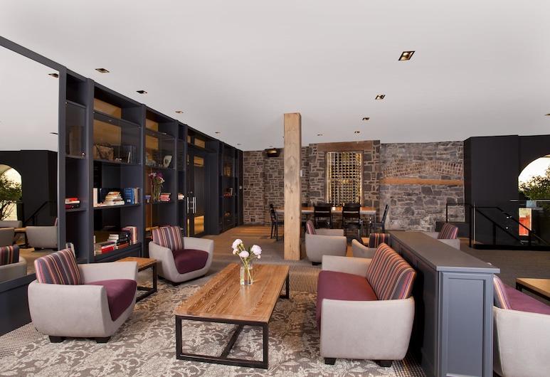 Hotel Du Vieux Quebec, Québec, Lobby-Lounge