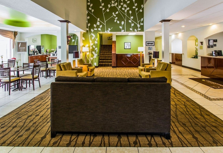 Sleep Inn & Suites Orlando International Airport, Orlando, Lobby