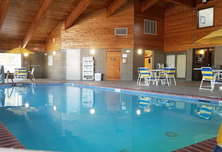 AmericInn by Wyndham Minocqua, Minocqua, Indoor Pool