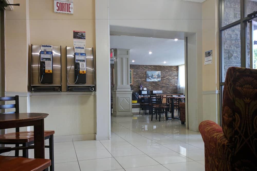 บริเวณประตูทางเข้า