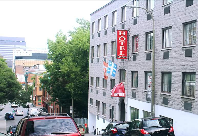 Hotel Des Arts, Montreal