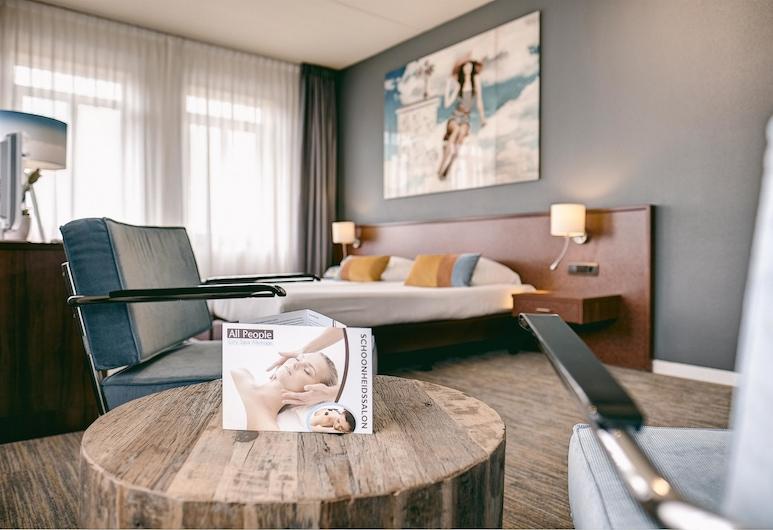 Golden Tulip Hotel Alkmaar, Alkmaar, Comfort Twin soba, 2 kreveta za jednu osobu, Dnevni boravak