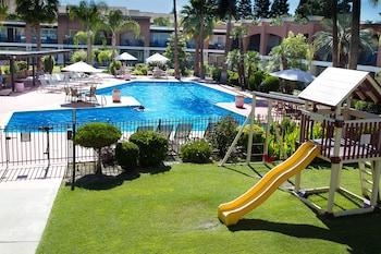 Obrázek hotelu Hotel Rosedale ve městě Bakersfield