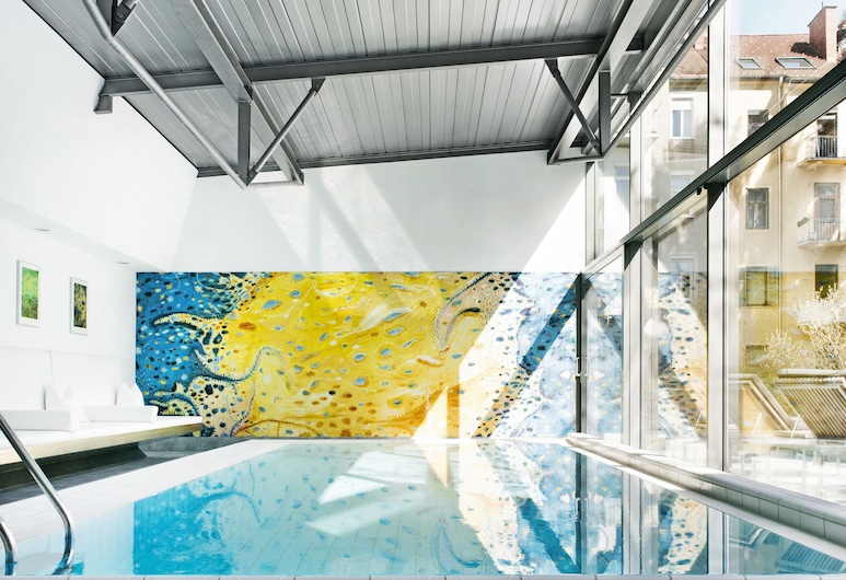 Augarten Art Hotel, Graz, Pool