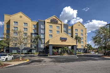 תמונה של Fairfield Inn & Suites by Marriott Near Universal Orlando באורלנדו