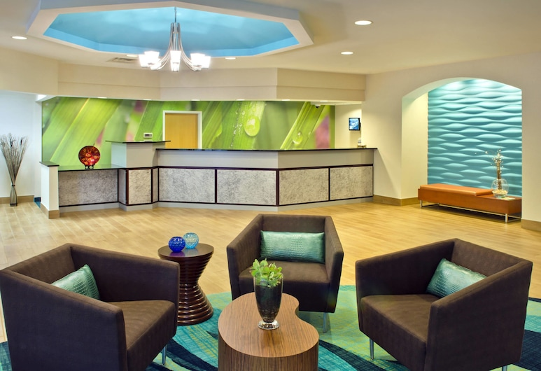 SpringHill Suites by Marriott Boston/Andover, Andover, New Hampshire, Lobby