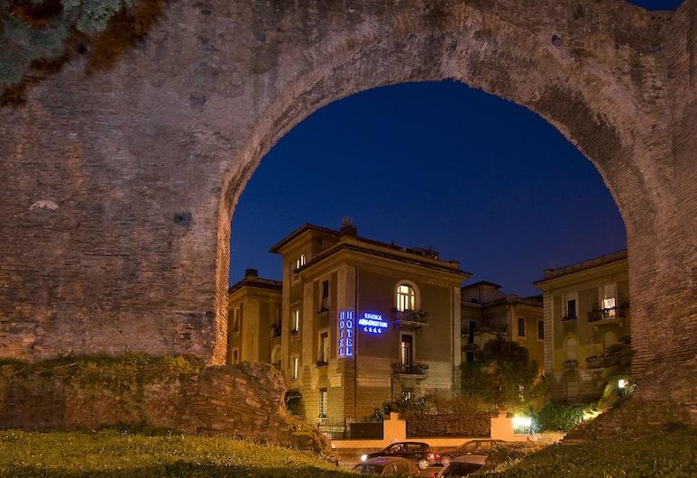 伊莫娜葵杜克圖斯酒店, 羅馬, 酒店景觀
