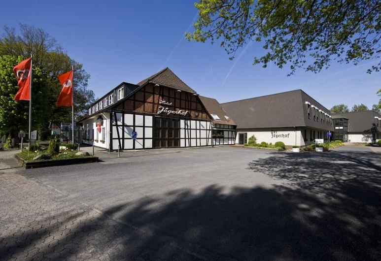 Hotel Jägerhof, Langenhagen, Hotelfassade