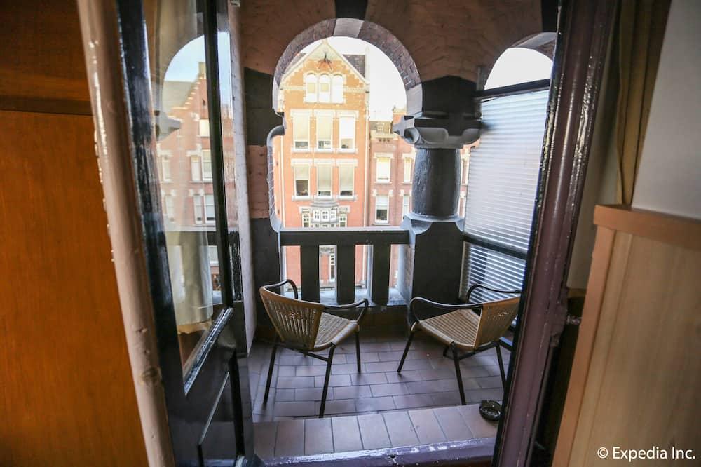 Standard Room, 1 Double Bed, Balcony - Balcony