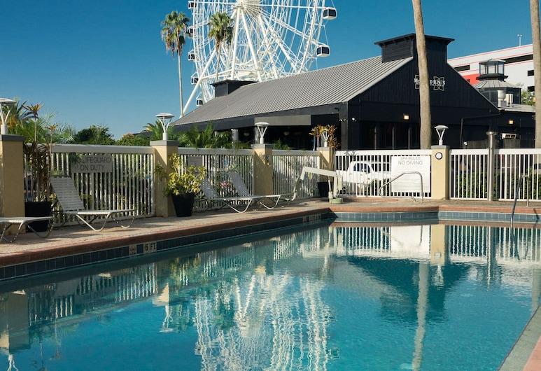 Fairfield Inn & Suites Orlando Int'l Drive/Convention Center, Orlando, Āra baseins