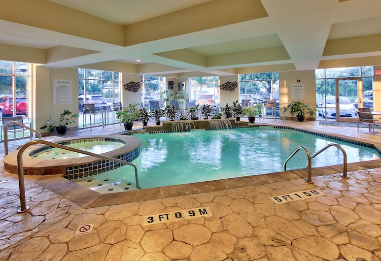 Holiday Inn Express Hotel & Suites Houston-Downtown Conv Ctr, Houston, Medence