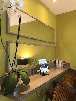 Selline näeb välja Hôtel Orchidée, Pariis