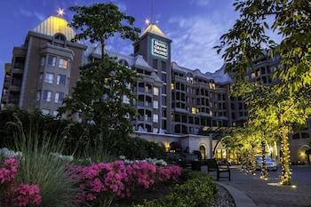 Foto van Hotel Grand Pacific in Victoria
