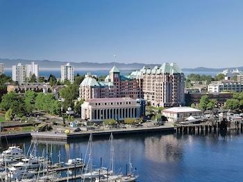 Introduce sus fechas y vea precios de hoteles última hora en Victoria