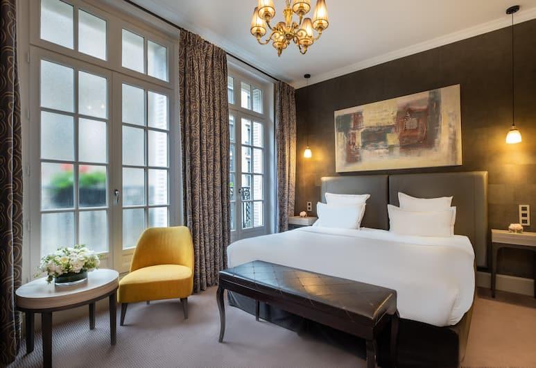 Champs Elysees Plaza Hotel, Paris, Dobbeltrom – classic, Gjesterom