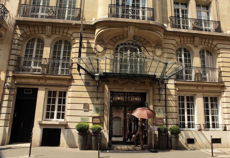 Champs Elysees Plaza Hotel, Παρίσι, Πρόσοψη ξενοδοχείου