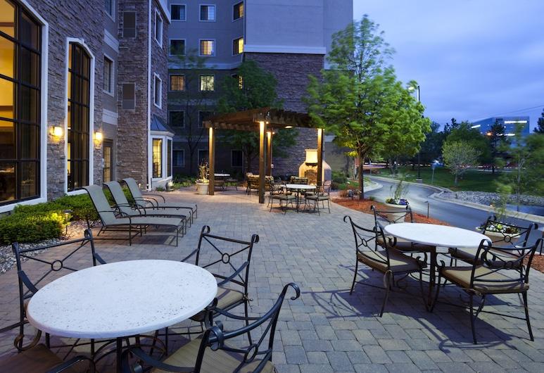 Staybridge Suites Minneapolis-Bloomington, an IHG Hotel, Bloomington, Terraço/Pátio Interior