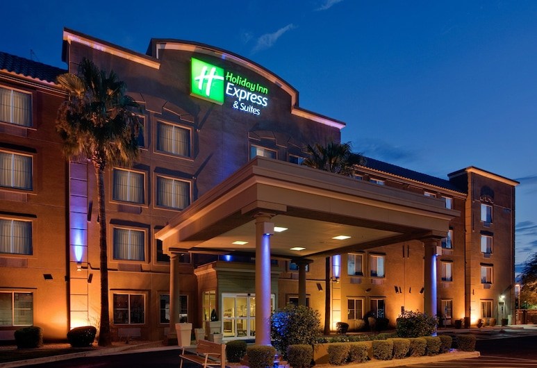 Holiday Inn Express Hotel & Suites PEORIA NORTH - GLENDALE, Peoria, Außenbereich
