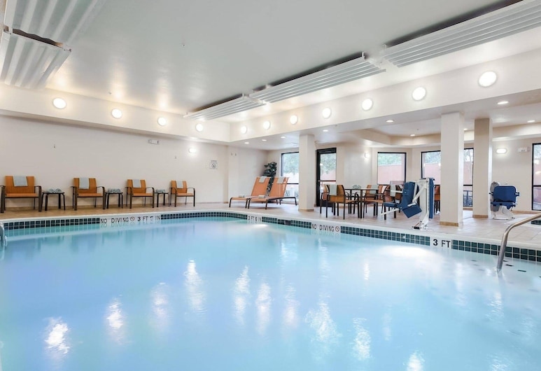 Radisson Hotel Houston Intercontinental Airport North, Houston, Hồ bơi trong nhà