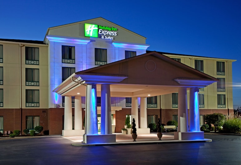 Holiday Inn Express Hotel & Suites Murray, an IHG Hotel, Мюррей