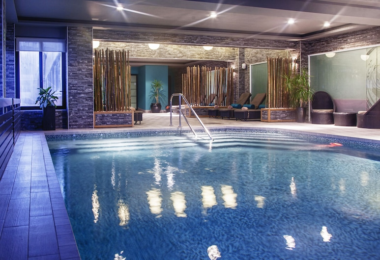 AX │ The Victoria Hotel, Sliema, Εσωτερική πισίνα
