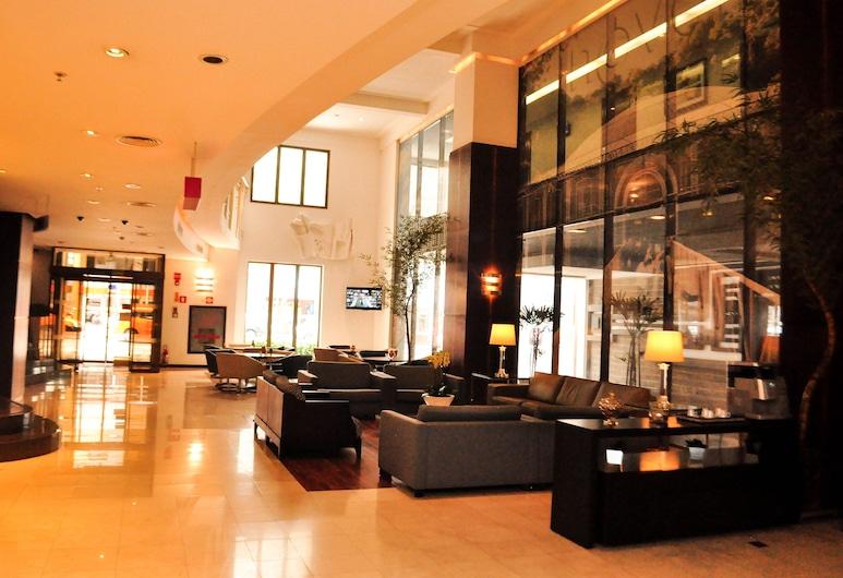 Four Points by Sheraton Curitiba, Curitiba, Lobby-Lounge