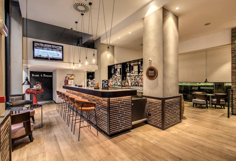 Four Points by Sheraton Milan Center, Milano, Bar dell'hotel