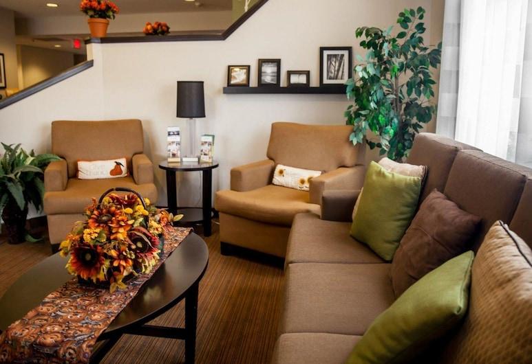 Sleep Inn & Suites, Hagerstown, Lobby