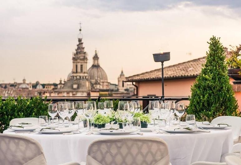 Grand Hotel De La Minerve, Rooma