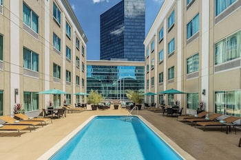 Foto di Courtyard by Marriott Charlotte City Center a Charlotte