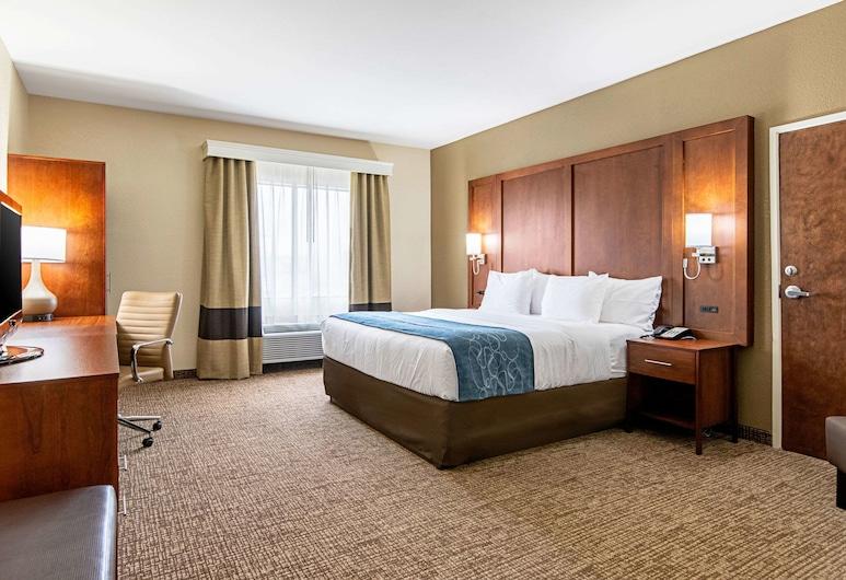 Comfort Inn & Suites, Pine Bluff, Habitación estándar, 1 cama King size, para no fumadores, Habitación