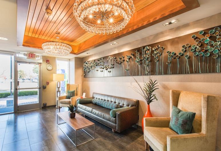 Holiday Inn Express Redwood City-Central, Redwood City, Eteisaula