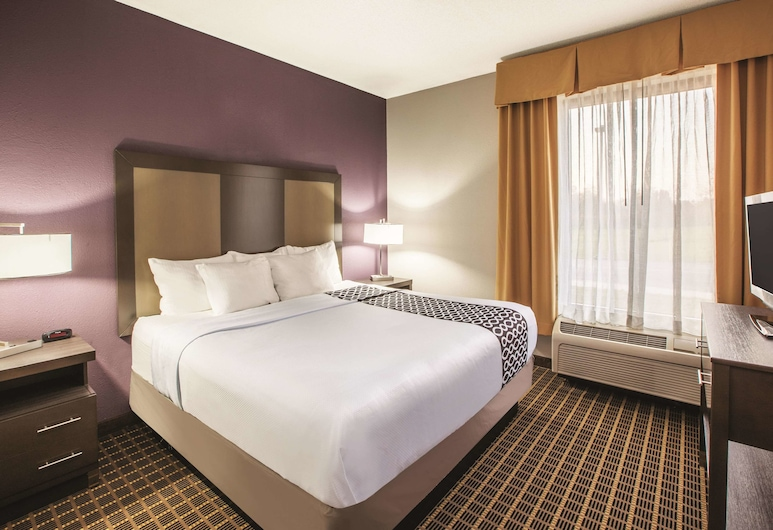 La Quinta Inn & Suites by Wyndham Mechanicsburg - Harrisburg, Mechanicsburg, Suite, Više kreveta, za nepušače, Soba za goste