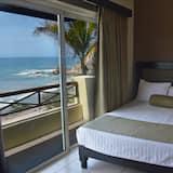 غرفة عادية - سريران مزدوجان - بمنظر للمحيط - غرفة نزلاء