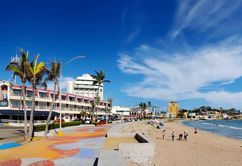 Hotel La Siesta, Mazatlán, Playa