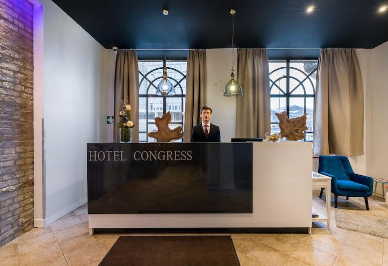 Novum Hotel Congress Wien am Hauptbahnhof, וינה, לובי