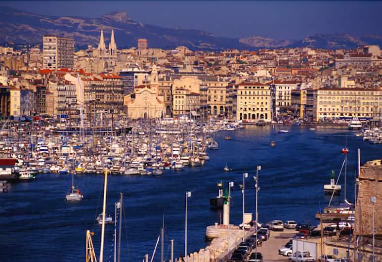 Grand Tonic Hotel Marseille-Vieux Port, Marseille, Vaizdas iš viešbučio