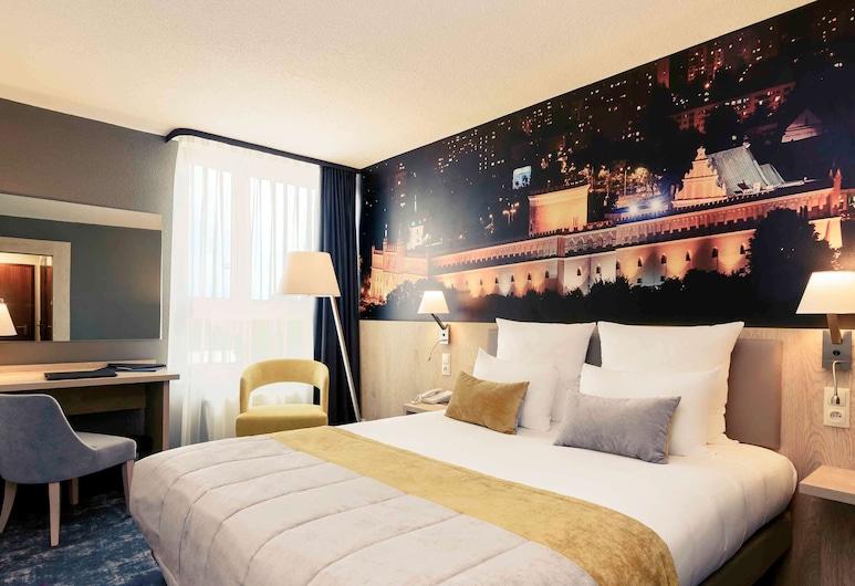 Hotel Mercure Lublin Centrum, Lublin, Dobbeltrom – standard, 1 dobbeltseng, Gjesterom