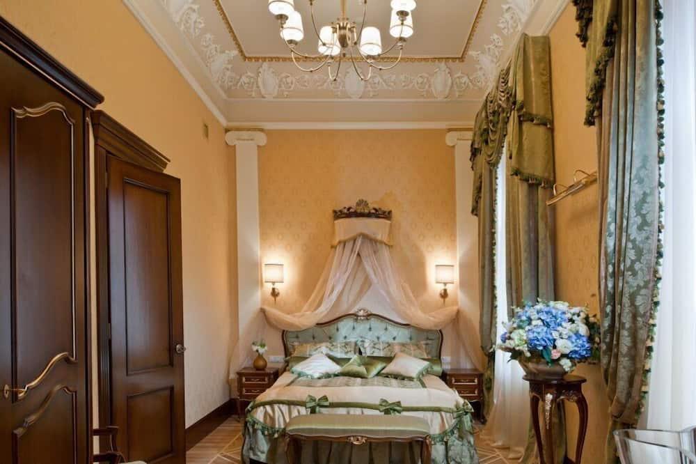 Presidential-suite - byudsigt - Opholdsområde