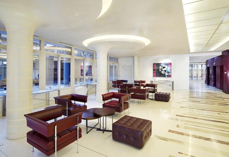 Art Hotel Navigli, Milāna, Vestibils