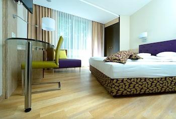 Mynd af Hotel Am Zault í Duesseldorf