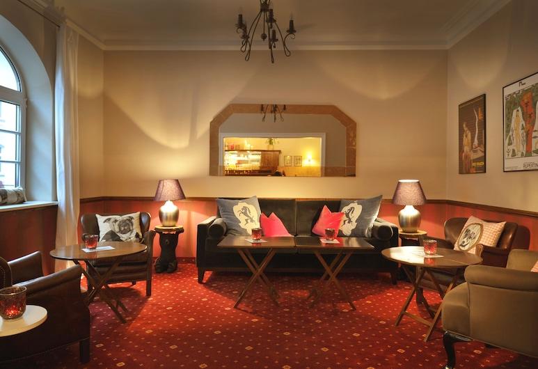 Hotel Markus Sittikus, Salzbourg, Bar-salon de l'hôtel