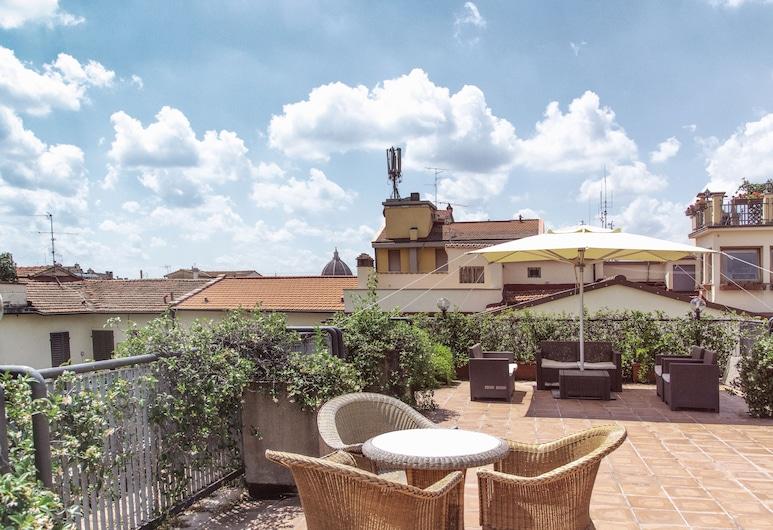 Hotel Residence Palazzo Ricasoli, Florence, Terras